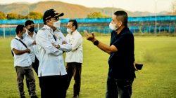 Asnawi, Suporter, dan Netizen Dukung PSM Makassar Bermarkas di Kota Parepare