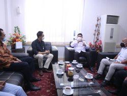 Bersama GM Garuda Makassar, Sekprov Sulsel Matangkan Persiapan Keberangkatan Kontingen ke PON Papua