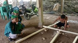 Posko 5 KKN 66/67 UIN Alauddin Lakukan Observasi di Desa Massenreng Pulu, Peserta: Seru Sekali