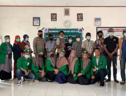 Mahasiswa KKN UIN Alauddin Posko 12 Desa Mattiro Bulu Libureng Sukses Gelar Seminar Program Kerja