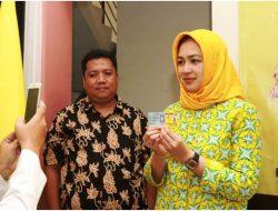 Perempuan Cantik Golkar Siap Semangati Kader Muda Beringin di Makassar