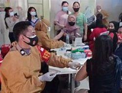 Sejumlah Pasar di Makassar Laksanakan Vaksin ke Pedagang dan Pengunjung, Ini Jadwalnya